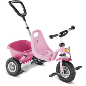 Puky CAT 1 L - Tricycle Enfant - rose